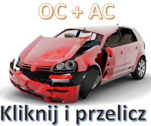 Ubezpieczenie OC Samochodu osobowego