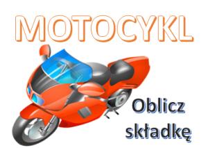 Ubezpieczenie komunikacyjne OC AC motocykl